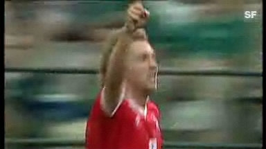 Video «Schönste Schweizer WM-Momente: 1994 - 4:1 gegen Rumänien» abspielen