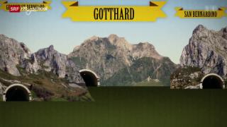 Video «Reto erklär's mir! – Gotthardtunnel (5/5)» abspielen
