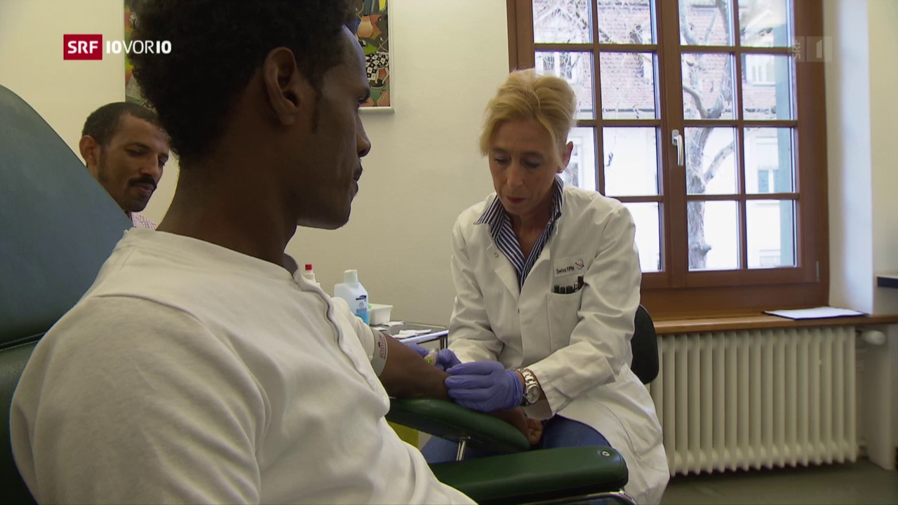 Gesundheit der Eritreer