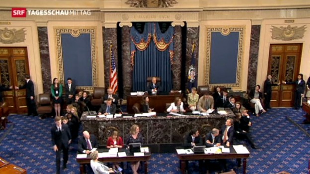 Video «Einwanderungsreform in den USA» abspielen