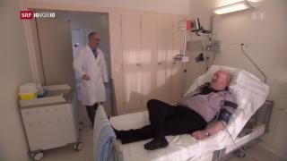 Video «Krebs-Immuntherapie der Roche wirft Fragen auf» abspielen