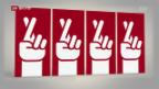 Video «FOKUS: Ein US-Präsident im Fadenkreuz der Ermittler» abspielen