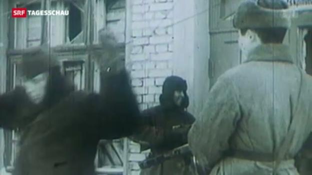 Video «70 Jahren Stalingrad» abspielen