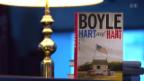 Video ««Hart auf hart» von T.C. Boyle (Hanser)» abspielen