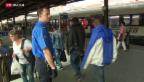 Video «Asylgesuche in der Schweiz» abspielen