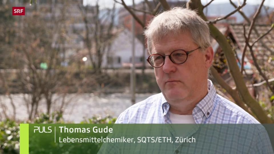 Thomas Gude, Lebensmittelchemiker: «Eigentlich habe ich ein Kunststoffprodukt mit angehauchtem Bambus.»