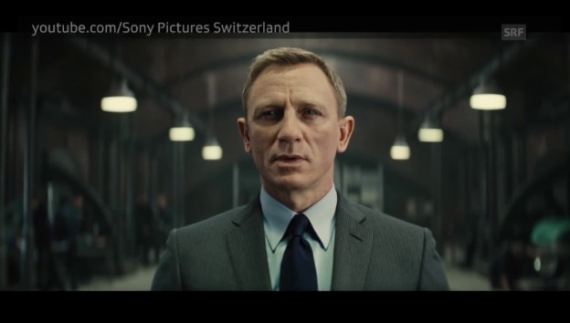 Video «Bond-Trailer «Spectre»» abspielen