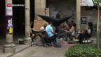 Video «Separatisten besetzen Schulen» abspielen