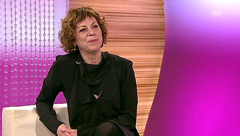 Sabine Boss über ihre wilde Vergangenheit