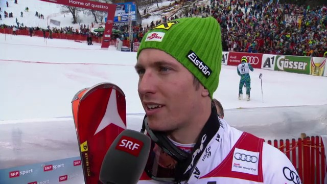 Interview Marcel Hirscher