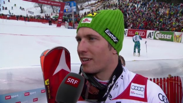 Video «Interview Marcel Hirscher» abspielen