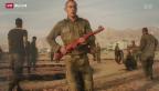 Video ««Krieg ohne Krieg»» abspielen