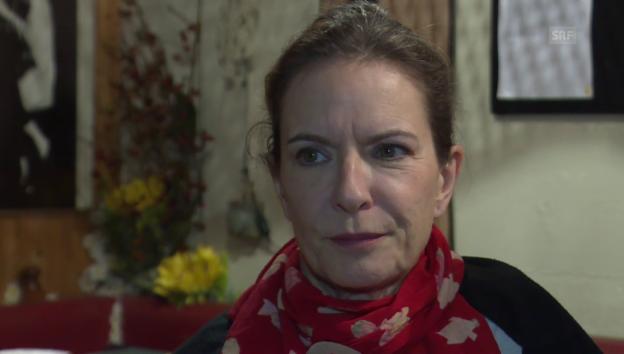 Video «Isabelle von Siebenthal über ihren Zusammenbruch» abspielen