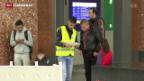 Video «Mutmassliche IS-Terroristen in Salzburg festgenommen» abspielen