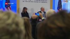 Video «Washington bereitet sich auf Donald Trums Amtseinführung vor» abspielen