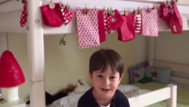 Video «Samichlaus-Vers von Sam» abspielen