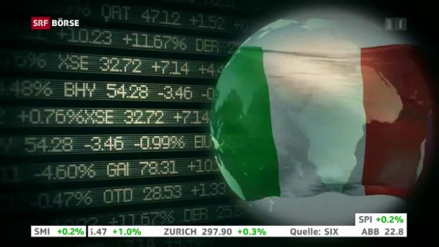 Video «SRF Börse vom 04.06.2018» abspielen