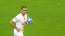 Link öffnet eine Lightbox. Video Derdiyok trifft für Galatasaray abspielen