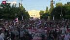 Video «Zwischen Hoffnung und Druck in der Griechenland-Krise» abspielen