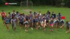 Video «Sommerlager für junge Auslandschweizer» abspielen