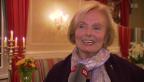 Video «Ruth Maria Kubitschek: Grosser Besuch bei den «Moneypennys»» abspielen
