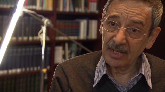 Haddad: «Es muss eine Lösung geben für die Krise in Syrien.»