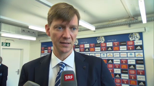 FCL-Präsident Mike Hauser im Interview
