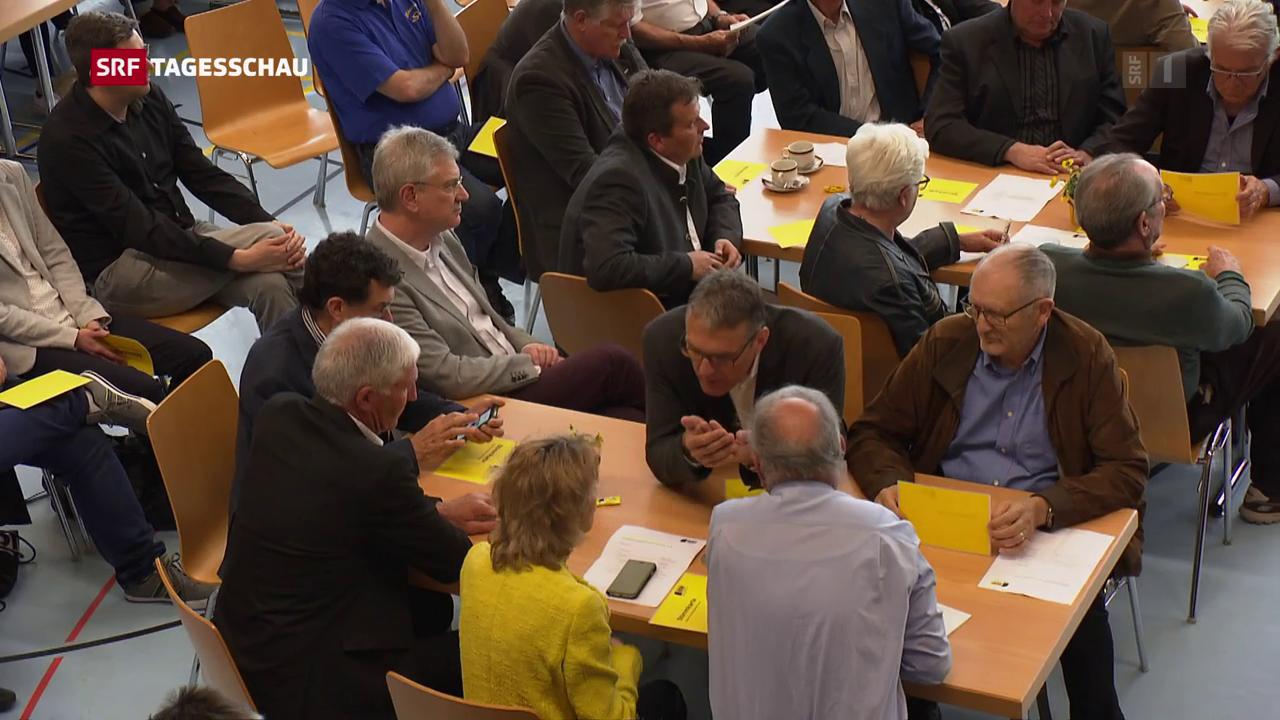 BDP-Delegierte mit «Nein»-Parole für neues Geldspielgesetz