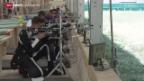 Video «Schiessen: Eidgenössisches Schützenfest in Visp/Raron» abspielen