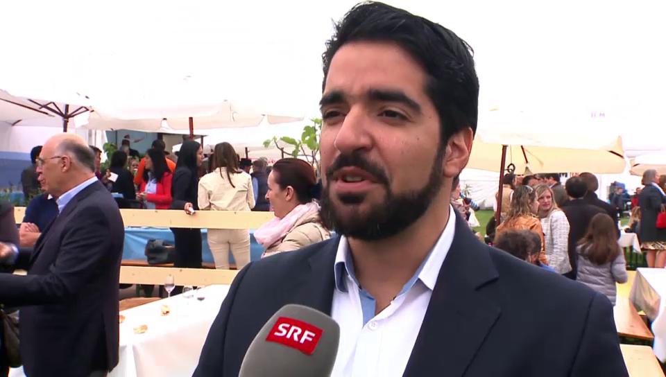 Botschafter fremder Länder über Schweizer Besonderheiten