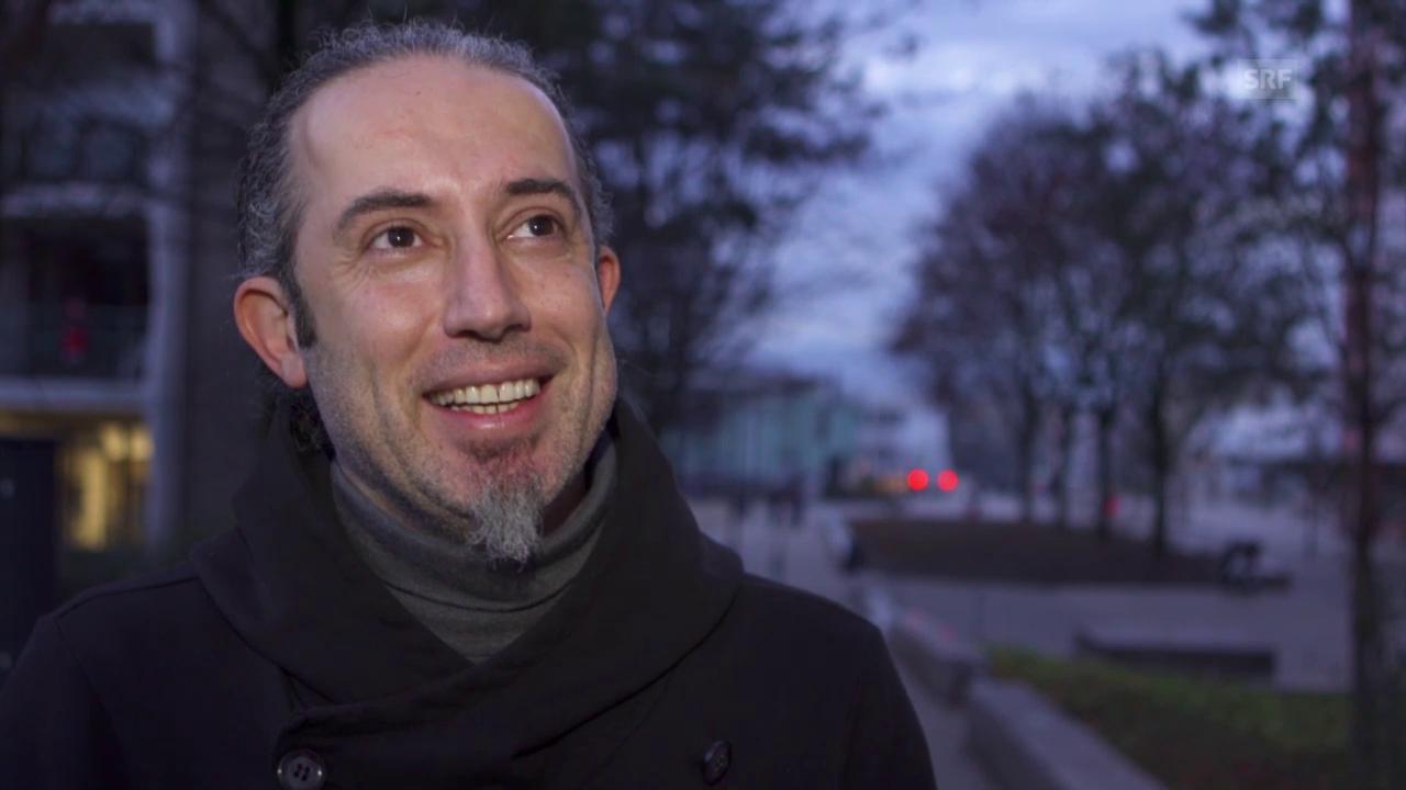 Talal Doukmak, gibt es etwas, das Sie in der Schweiz schwierig finden?