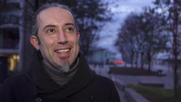 Video «Talal Doukmak, gibt es etwas, das Sie in der Schweiz schwierig finden?» abspielen