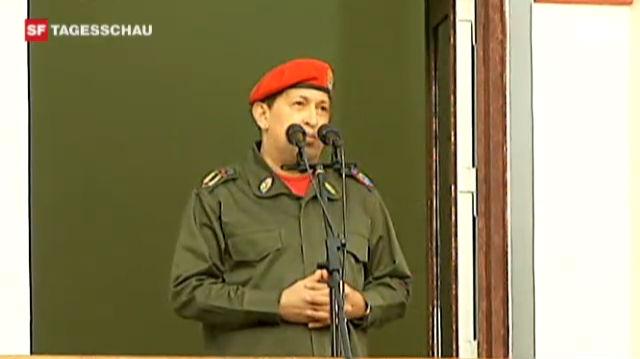 Hugo Chavez kehrt nach Venezuela zurück
