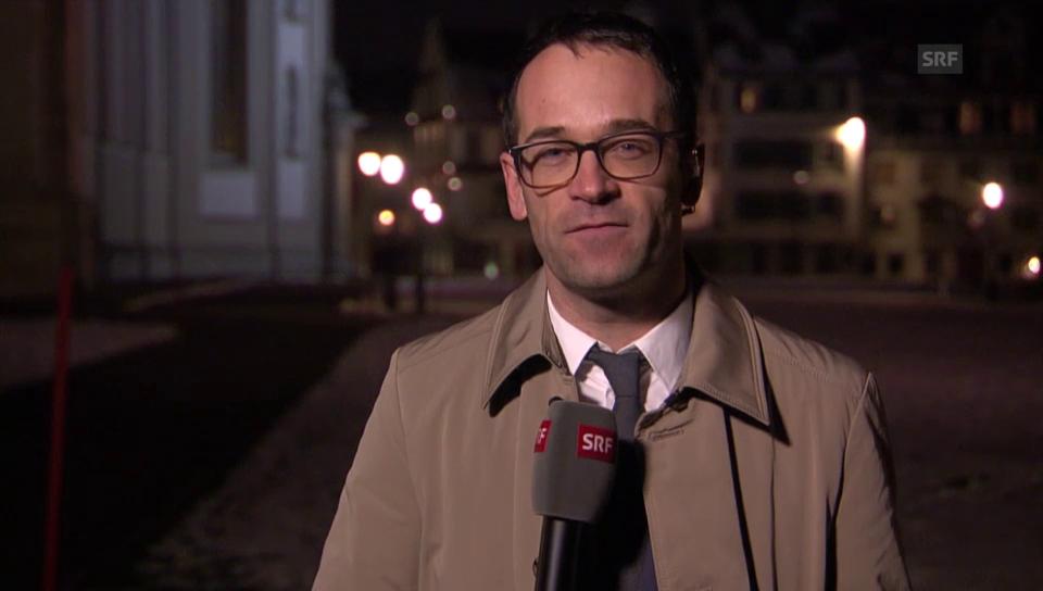 Einschätzungen zur Wahl von SRF-Korrespondent Niedermann