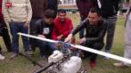 Video «China Nummer eins im Drohnen-Markt» abspielen