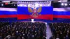 Video «Schleichende Militarisierung in Russland» abspielen