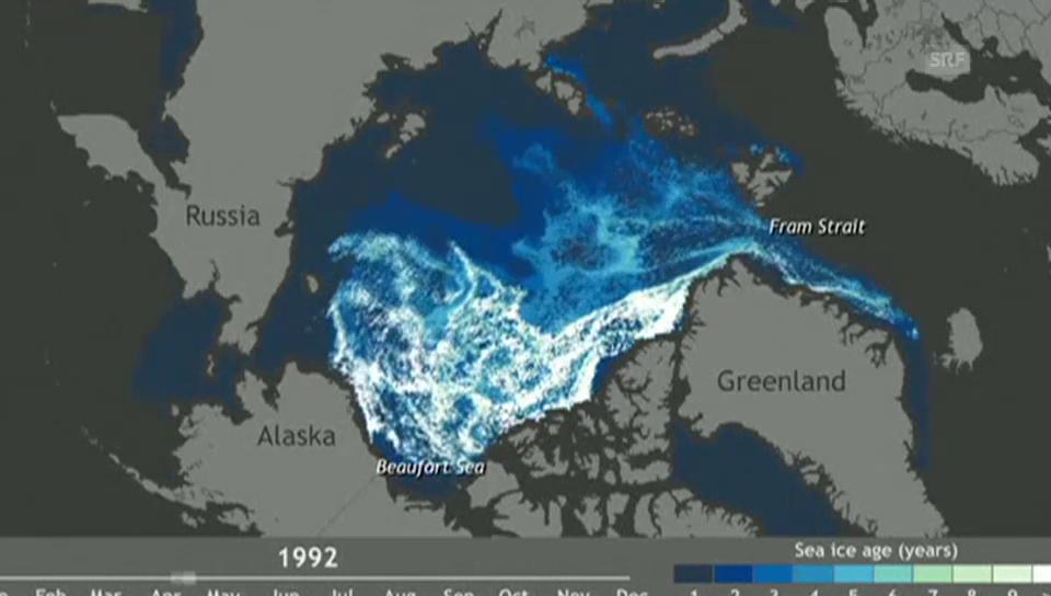 Die letzten Tage des ewigen Eises