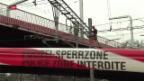 Video «Bahnhof Luzern vor der Wiederinbetriebnahme» abspielen