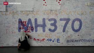 Video «Das Rätselraten um Flug 370 geht weiter» abspielen