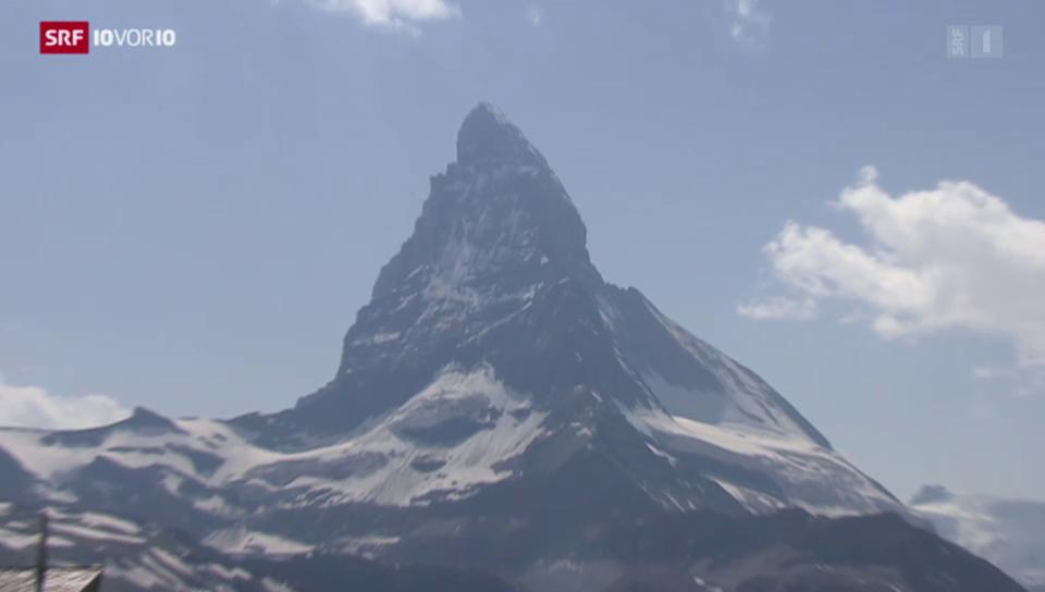 Magie und Ökonomie des Matterhorns