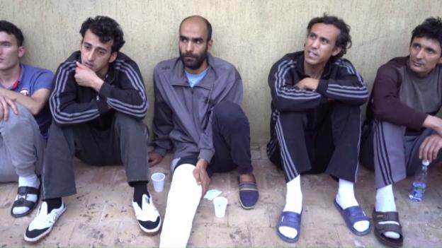 Video «Libyen: Dschihadisten nach Europa geschleust» abspielen