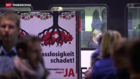 Video «Umsetzung der Masseneinwanderungsinitiative» abspielen