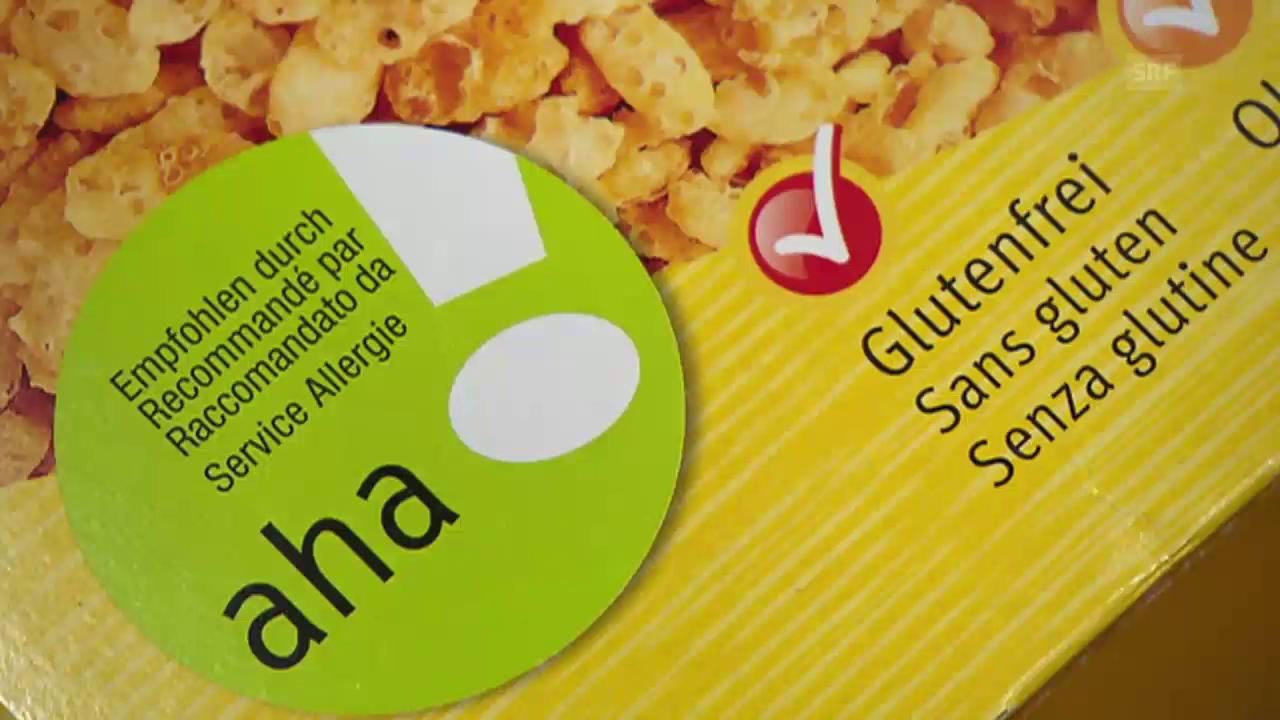 Tagesschau, 31.01.2015: Glutenfrei liegt im Trend