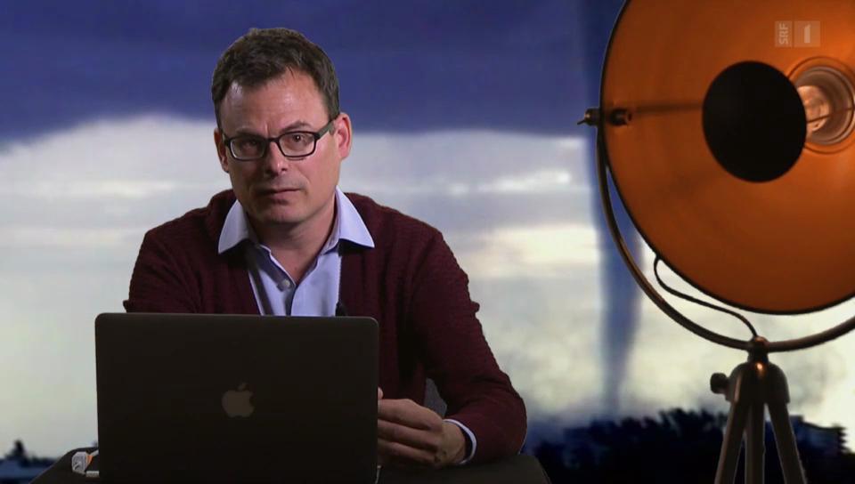 Daniel Graf über den Shitstorm als Korrekturinstrument