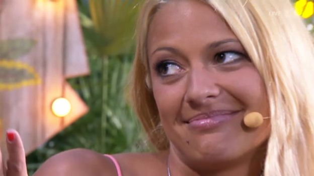 Video «Christa Rigozzi legt los...» abspielen
