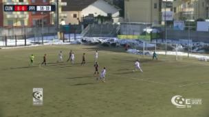 Video «Das 0:20 von Pro Piacenza gegen Cuneo - zumindest teilweise» abspielen