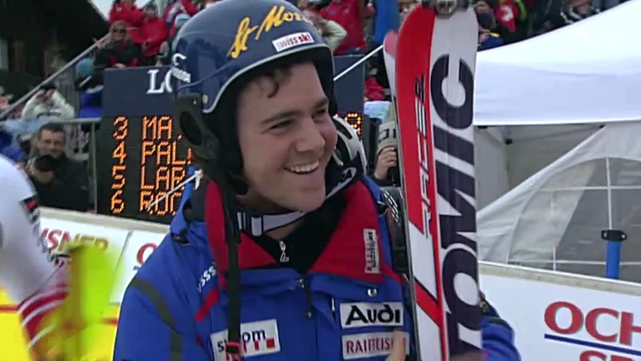 2007: Der Slalom-Triumph von Marc Berthod