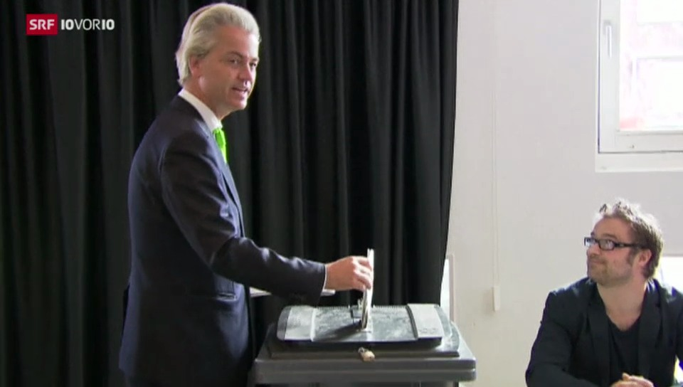 Erste «Exit Polls» zu den Europawahlen