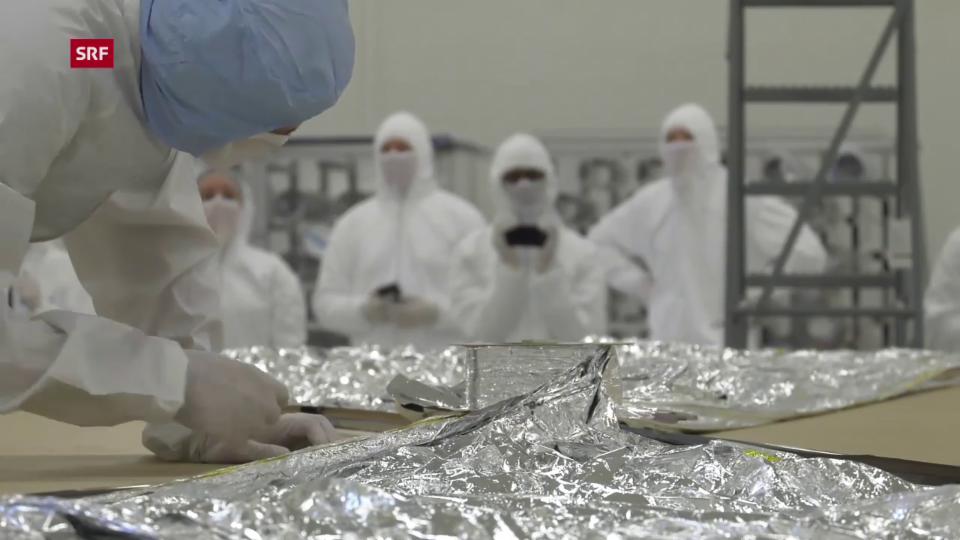 Der «Near-Earth Asteroid Scout» der NASA