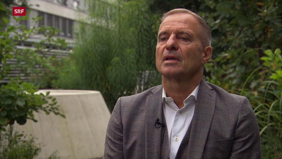 Unternehmensberater Bernhard Bauhofer: «Kein Kunde will mit einer Bank assoziiert werden, deren Manager in Geldwäschereiverfahren verwickelt sind.»